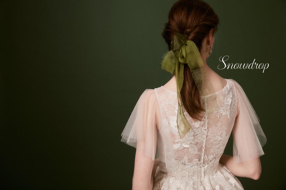 新作ドレス『Snowdrop』入荷